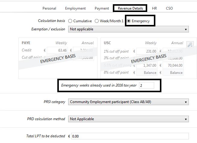 Tax credit certificate ireland online dating