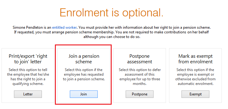 Processing Entitled Workers in BrightPay - BrightPay Documentation