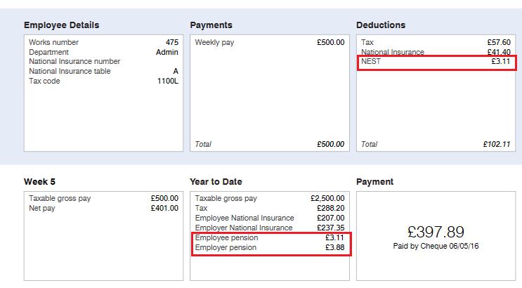 Doc739446 Sample Payslip Uk Payroll Manager Software Employee – Sample of Payslip Salary