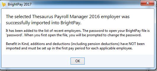 Super Importing From Thesaurus Payroll Manager Brightpay Documentation Short Hairstyles Gunalazisus