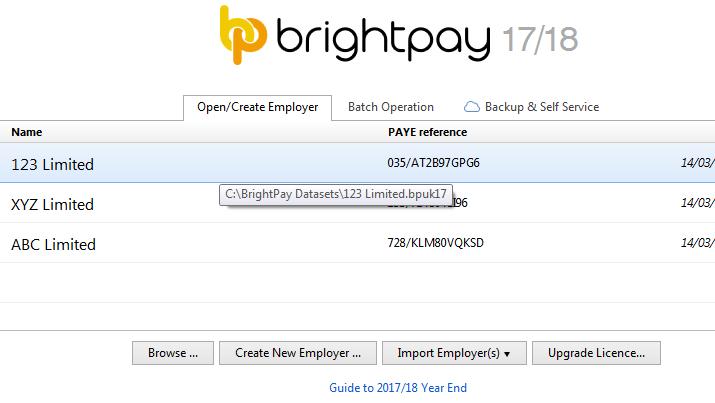 Backdating payroll registration definition