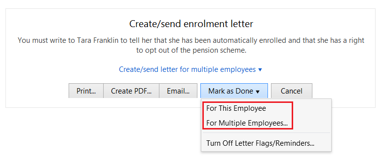 automatic re enrolment in brightpay brightpay documentation