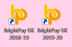 Importing From The Previous Tax Year - BrightPay Documentation