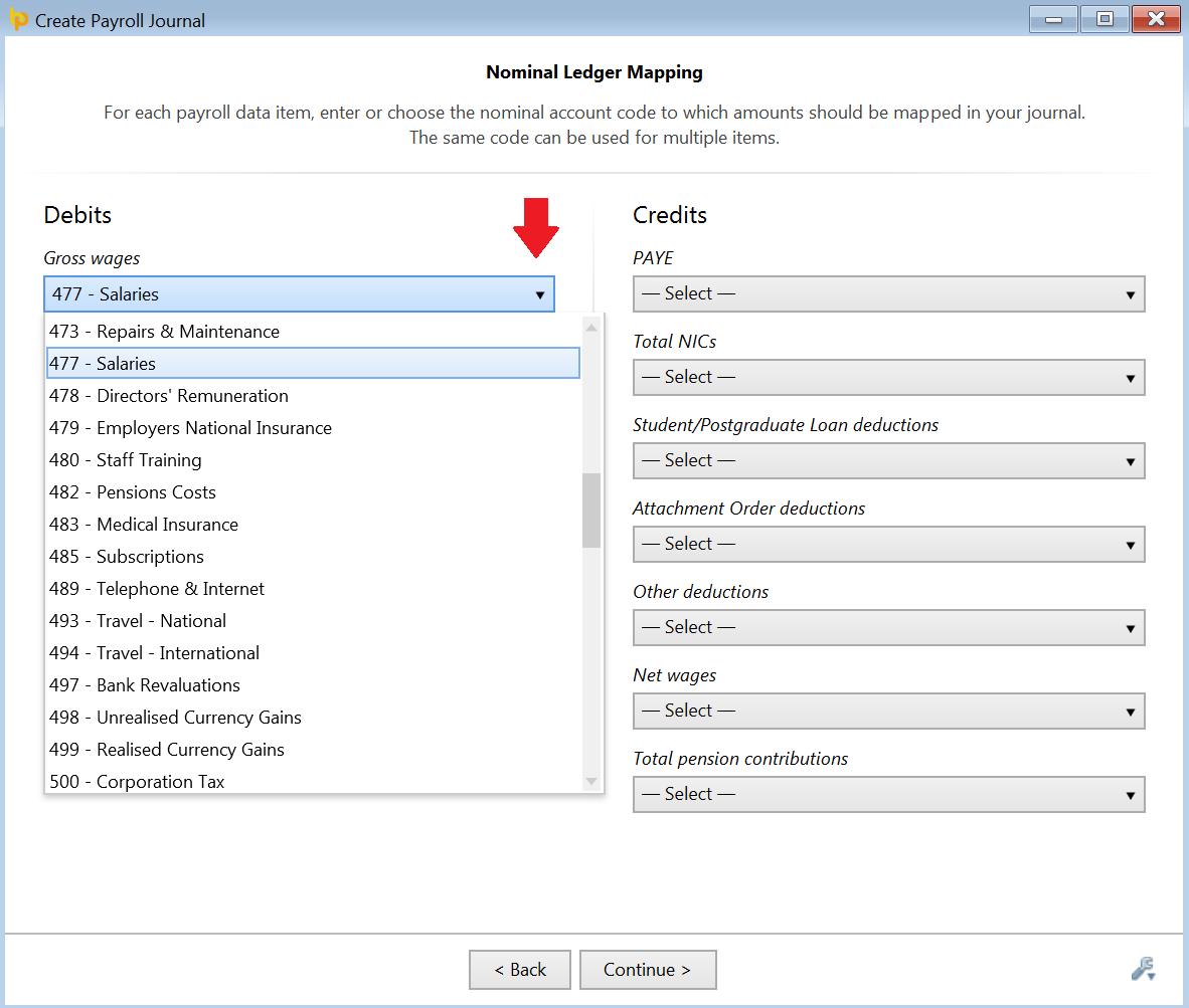 Xero - using API - BrightPay Documentation