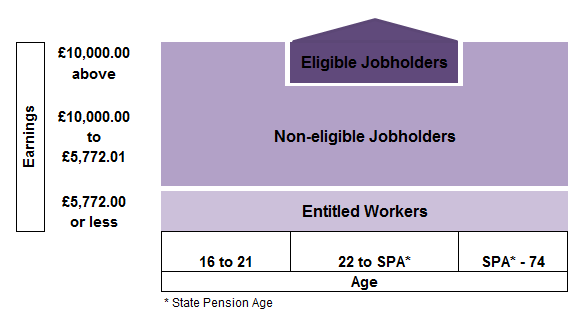 AE Categories of Workers