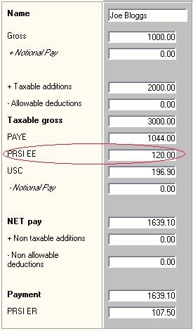 Directors Fees - Documentation - Thesaurus Payroll Manager
